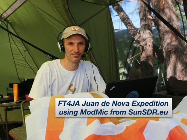 FT4JA with ModMic