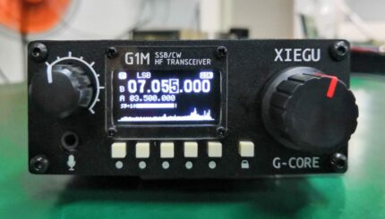 New G1M on bench